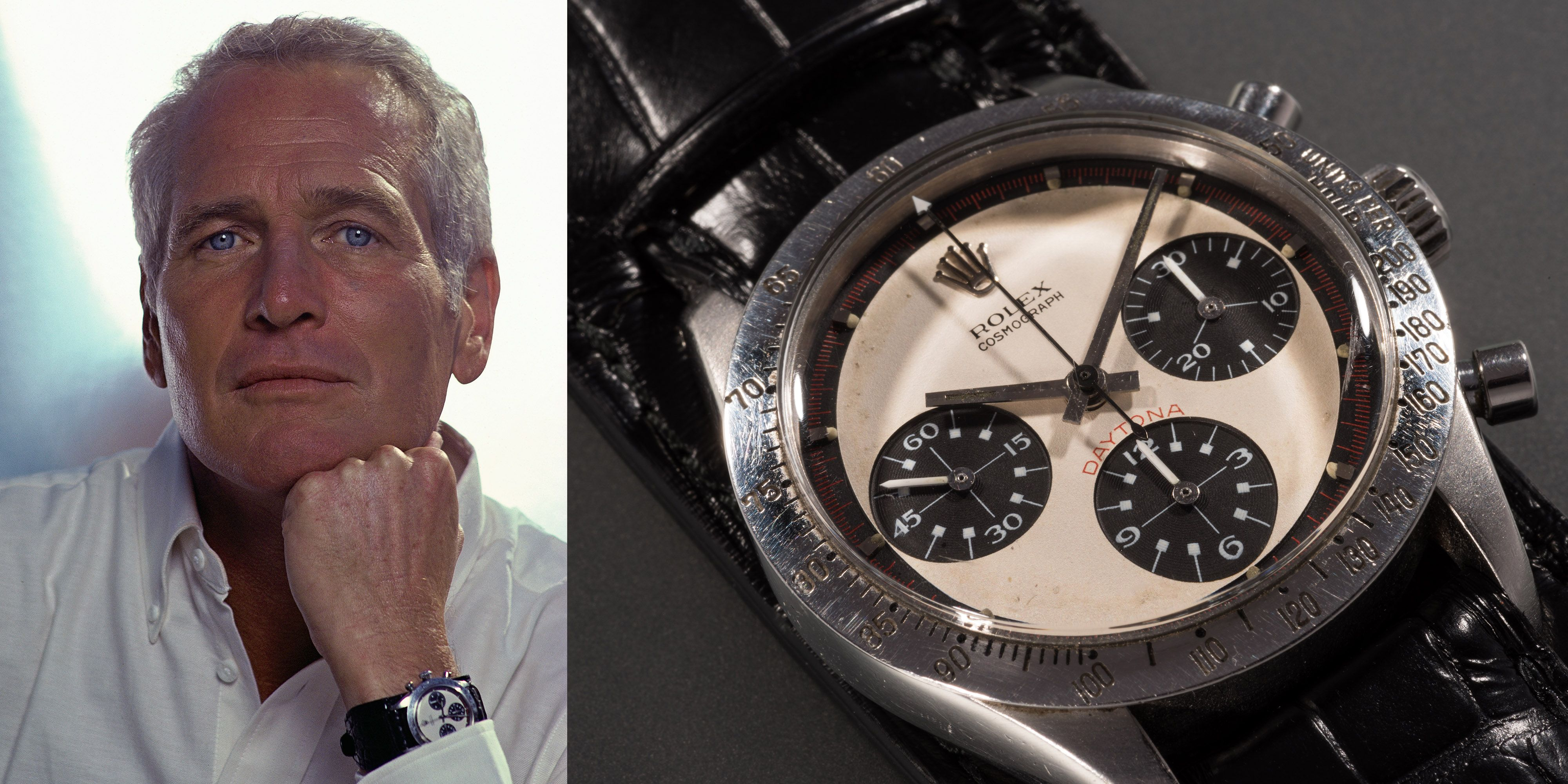 Paul Newman Daytona Rolex Watch