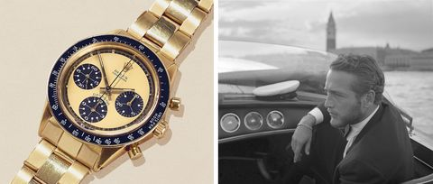 The Story Behind The Iconic Paul Newman Rolex