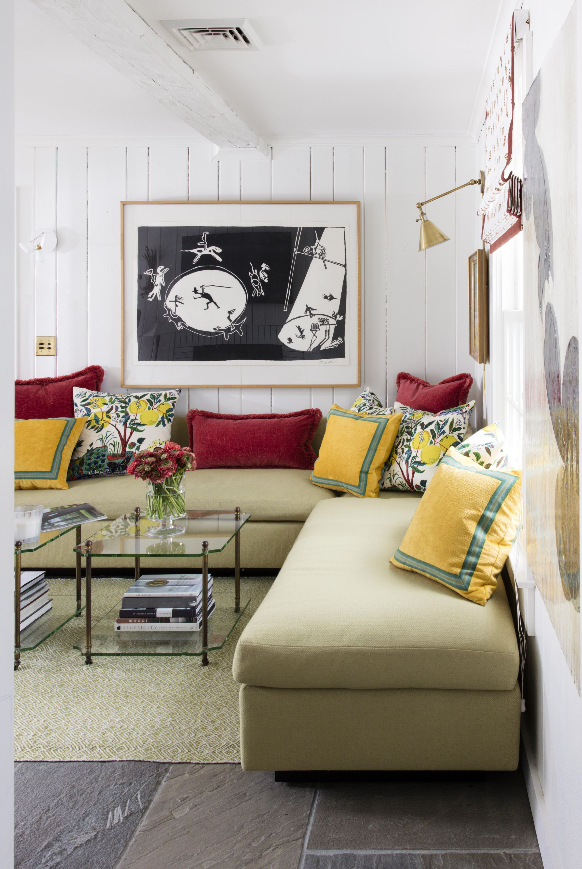 30 Stylish Family Room Design Ideas Easy Decorating Tips For Family Rooms