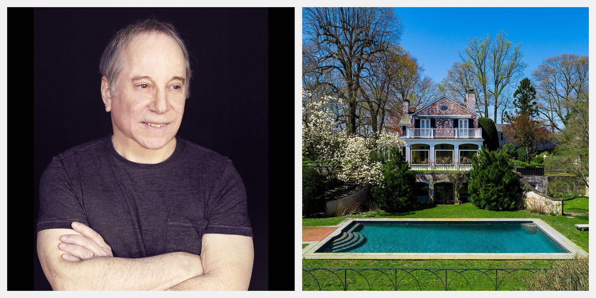 Paul Simon's Connecticut Estate is on the Market for $13.9 Million