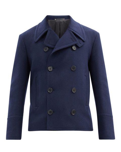 abrigo doble boton rebajas