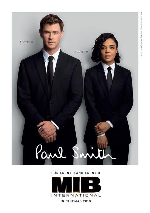 Paul Smith 為電影《MIB星際戰警:跨國行動》打造限量膠囊系列