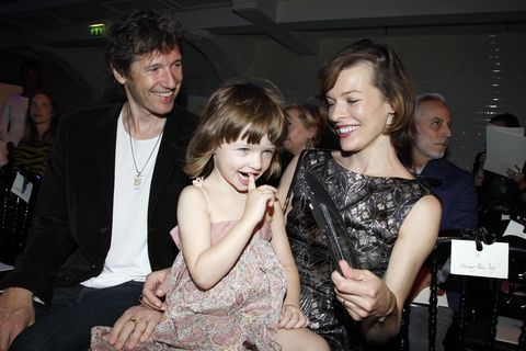 Jean Paul Gaultier: Front Row - Paris Fashion Week Haute Couture F/W 2011/2012