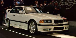 BMW M3 Lightweight - Paul Walker