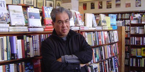 paul yamazaki, city lights booksellers
