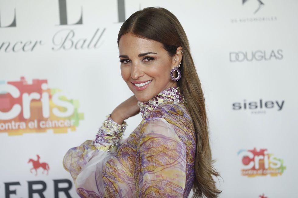 Paula Echevarría comparte su nuevo look (y no, no va en chándal)