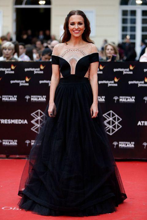 Paula Echevarria en el Festival de Málaga