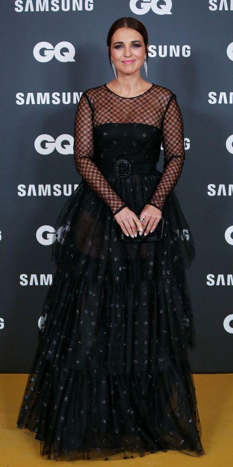 Paula Echevarría en los Premios GQ