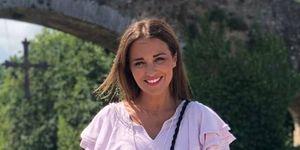 Paula Echevarría, orgullosa de Asturias