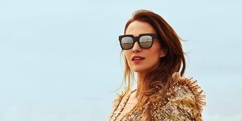 9694a83a66 Paula Echevarría vuelve a colaborar con Hawkers - La marca de gafas ...