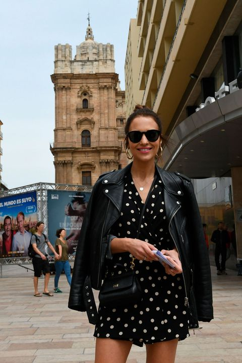 Paula Echevarria en Málaga