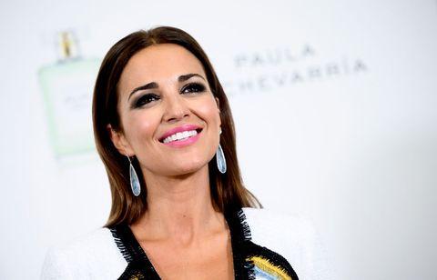 Paula Echevarria presenta 'My Beauty Box' en Madrid.