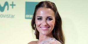 Paula Echevarría presume de novio en sus redes sociales.