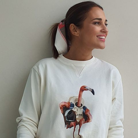 paula echevarria ropa firma moda space flamingo