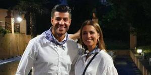 Paula Echevarría y Miguel Torres visitan Asturias