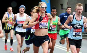 paula radcliffe mental strength