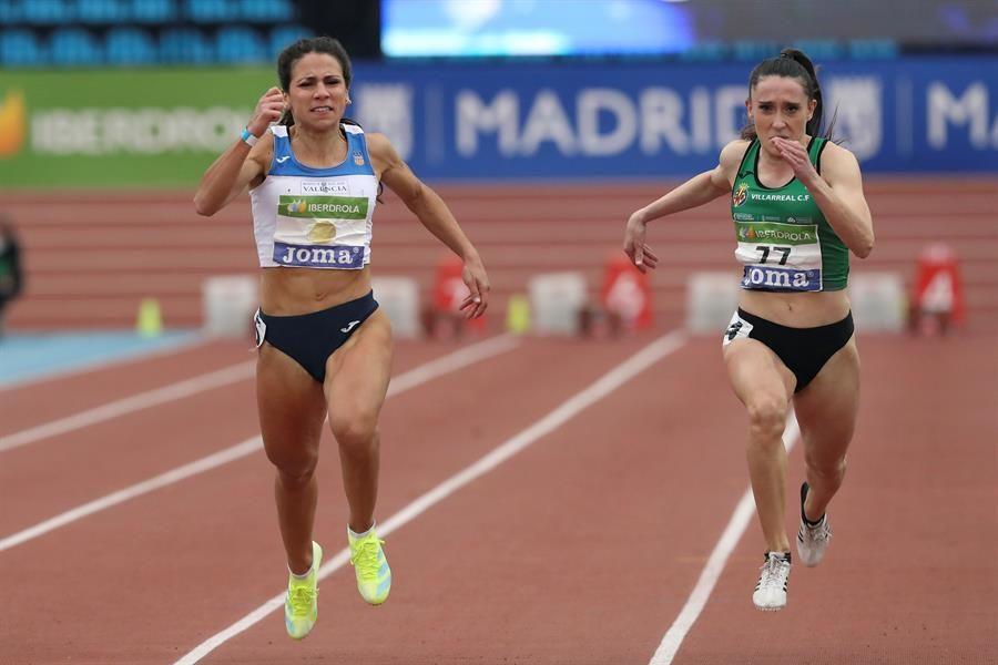 Maribel Pérez, plusmarca y top-4 histórico en 100 metros lisos