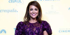 Paula Echevarría se rodea de amigos en el estreno de 'Si yo fuera rico'