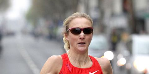 Paula Radcliffe to run 2015 London Marathon