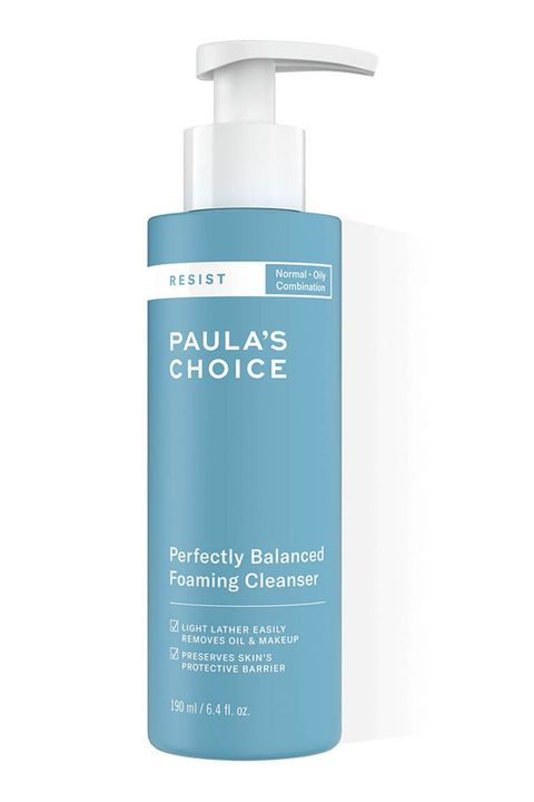 paula's choice perfectly balanced facial cleanser