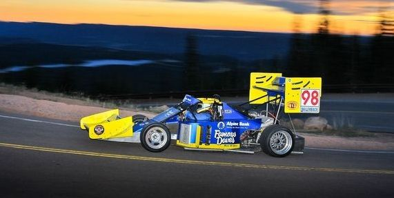 Ride Along as a Master Demonstrates What it Takes to Conquer Pike's Peak