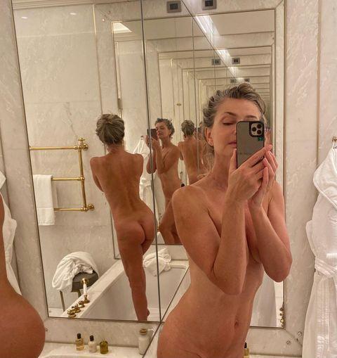 Selfie naked