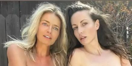 Paulina Porizkova, 56, And Her Friend Show Off Strong Abs In Topless Bikini Photo On Instagram