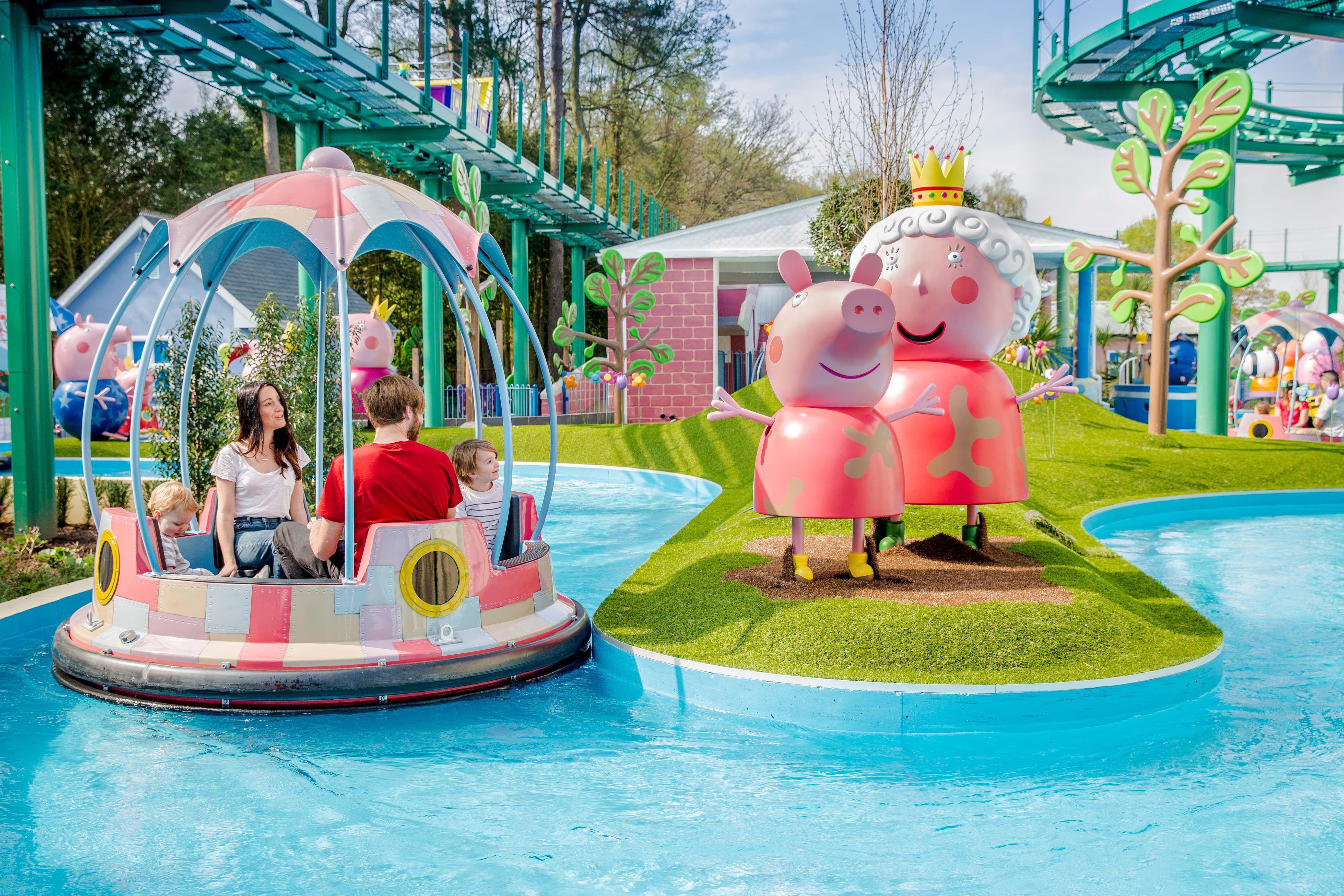 Paulton's Park, Peppa Pig world