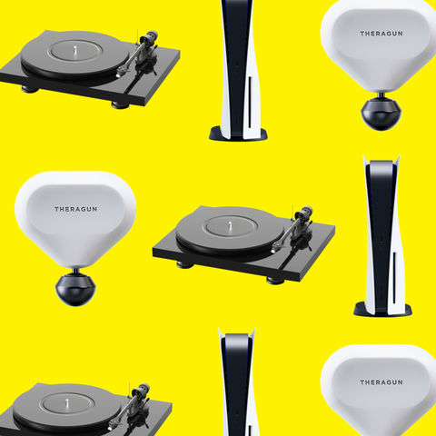 tech awards items