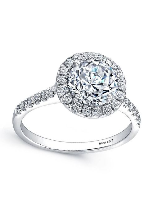 100 Diamond Engagement Rings For Every Budget Designer Luxury And