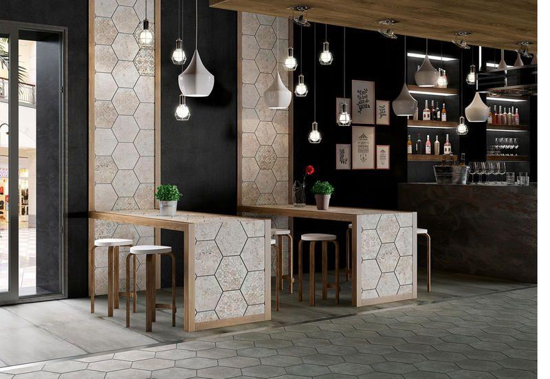 Pavimenti e rivestimenti in ceramica le tendenze del
