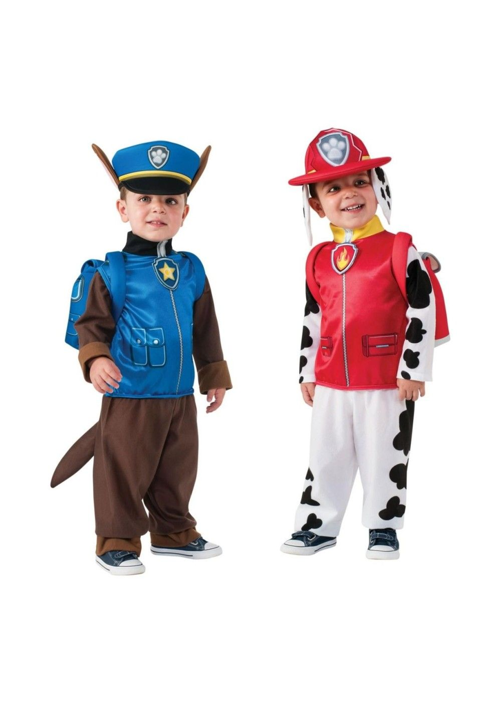 15 'Paw Patrol' Costumes That'll Get Your Child Ready for Action