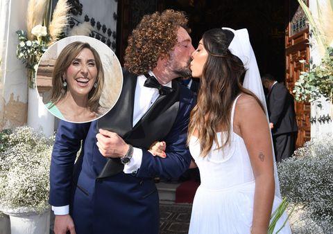 el reportero josé antonio león se casa con rocío madrid