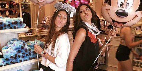 Paz Padilla, Anna Ferrer, cumpleaños