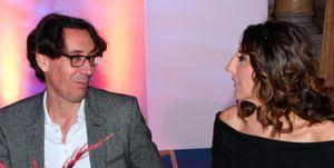 Paz Padilla y su marido Juan Vidal en Marbella en marzo de 2019