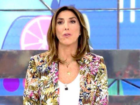 La presentadora debería pensar las cosas dos vecesantes de hablar. Paz Padilla hizo un comentario sobre Camilo Sesto y puso a todos los seguidores del cantante en su contra.