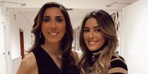 Paz Padilla y su hija, Anna Ferrer