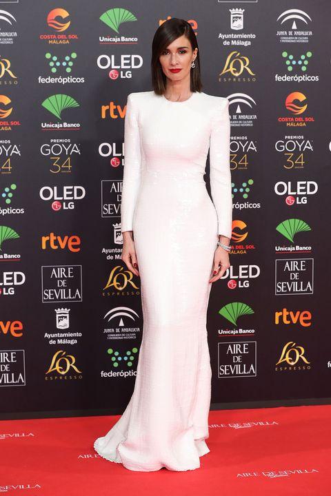 Alfombra roja de los Premios Goya 2020