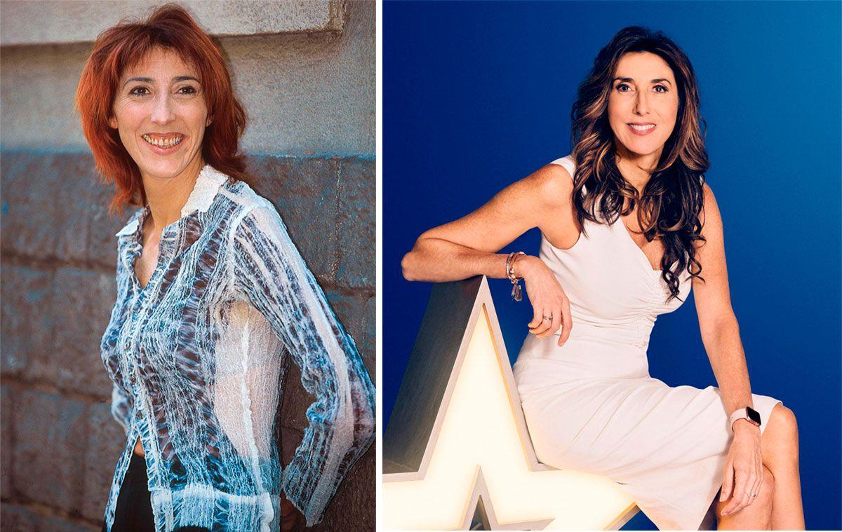 Paz Padilla,antes y después