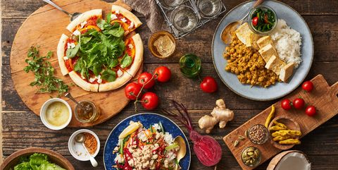 Dish, Food, Cuisine, Meal, Ingredient, Brunch, Vegetarian food, Fattoush, Superfood, Produce,
