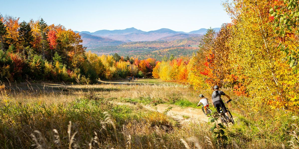 New to Mountain Biking? These U.S. Destinations Accommodate a Wide Range of Skill Levels