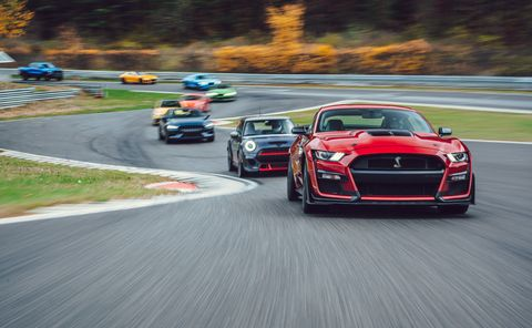 2021 performance car of the year