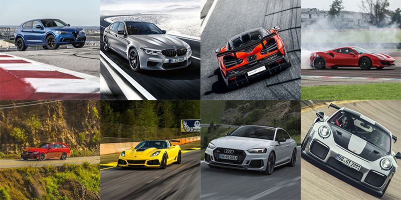 2019 Luxury Car Of The Year: One Of These Eight Cars Will Be Our 2019 Performance Car