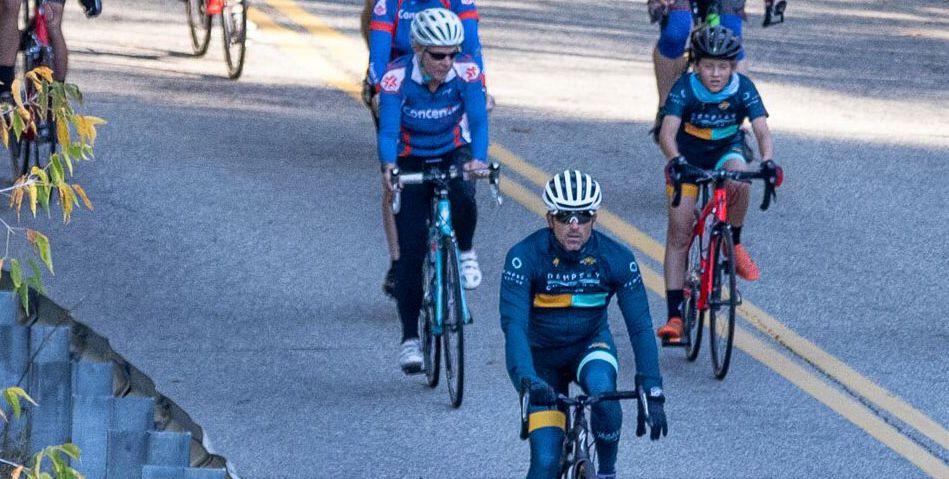 Patrick Dempsey Fundraising Dempsey Challenge Bike Ride