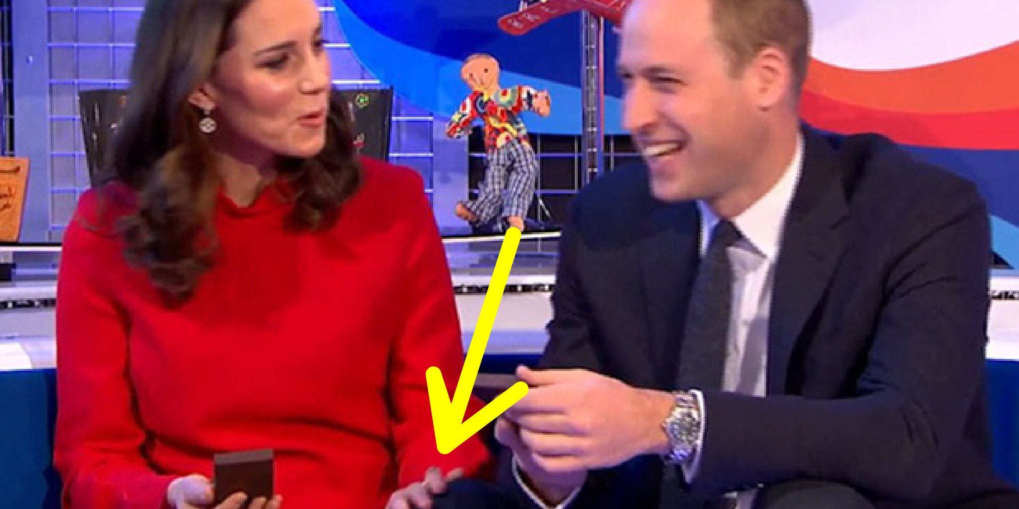 Watch An Expert Reveals What Kate Middleton and Prince Williams Body Language Says About Their Relationship video