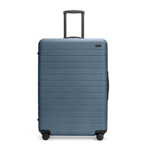 Ski holiday essentials, luggage