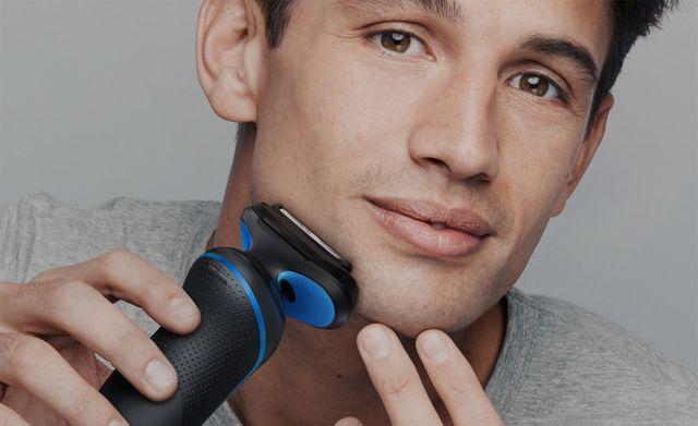 afeitadora electrica de braun en amazon prime day
