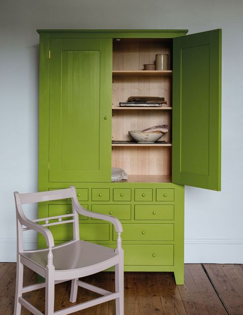 Furniture, Green, Room, Shelf, Desk, Hutch, Cupboard, Yellow, Drawer, Chest of drawers,