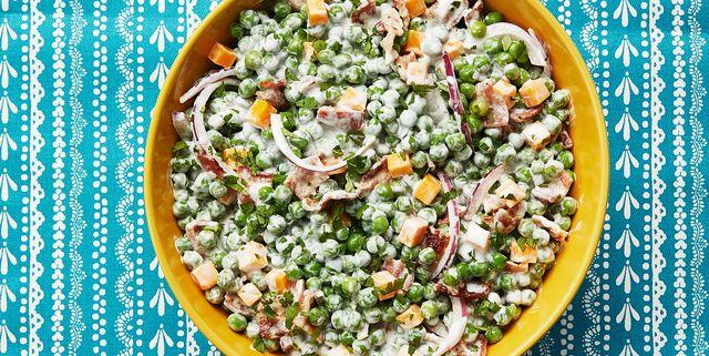 Frozen Pea Salad Recipe Sour Cream
