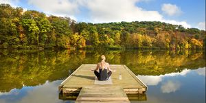 Peaceful Fall Meditation